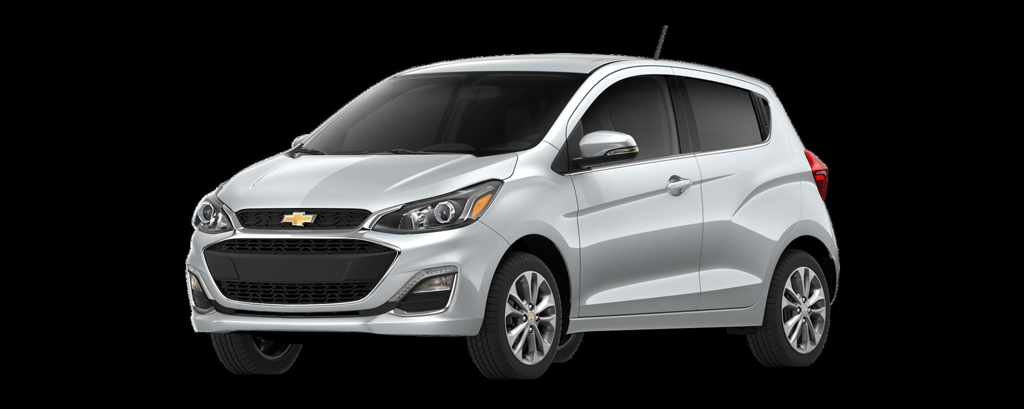 Chevrolet Spark 2019, ahorrador de gasolina, en su versión premier CVT