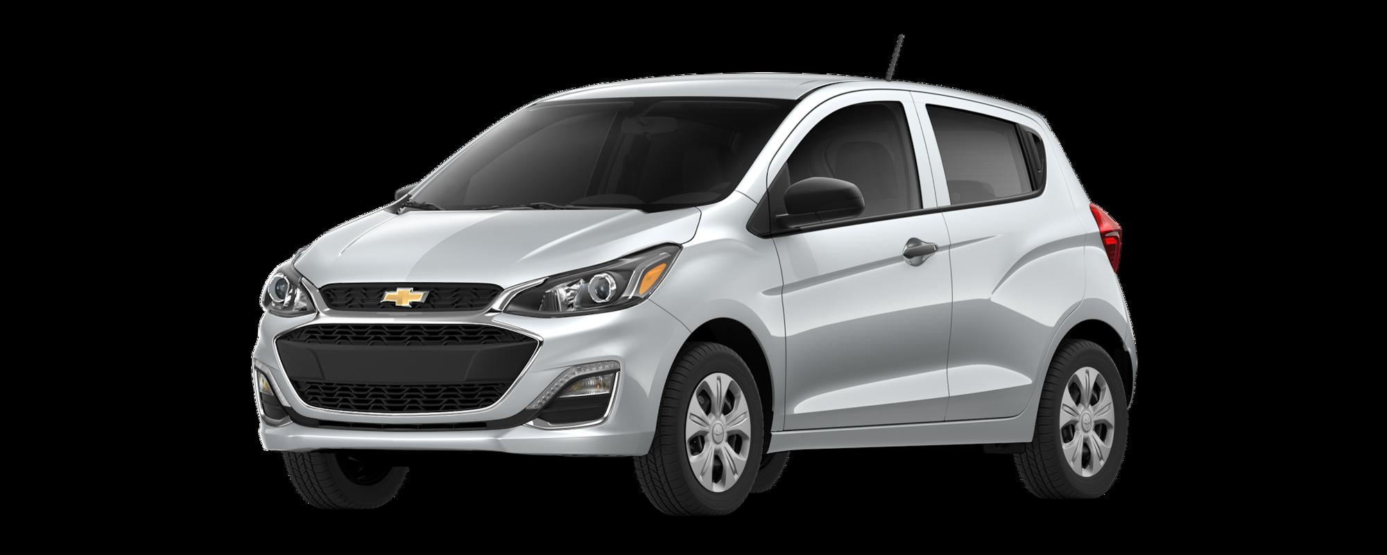 Chevrolet Spark 2019, ahorrador de gasolina, en su versión LT manual