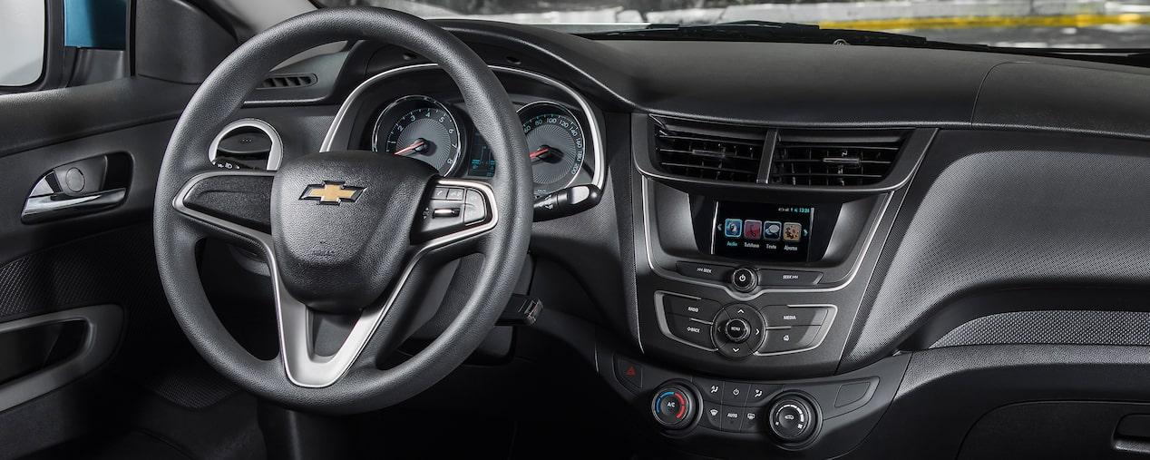 Aveo 2018 Un Auto Sedn Con Gran Seguridad Chevrolet Mex