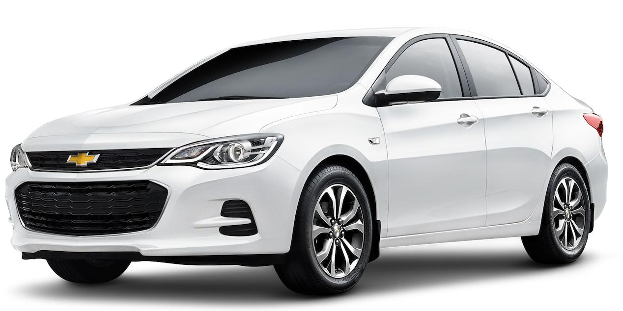 Chevrolet Cavalier 2019, auto familiar, color blanco