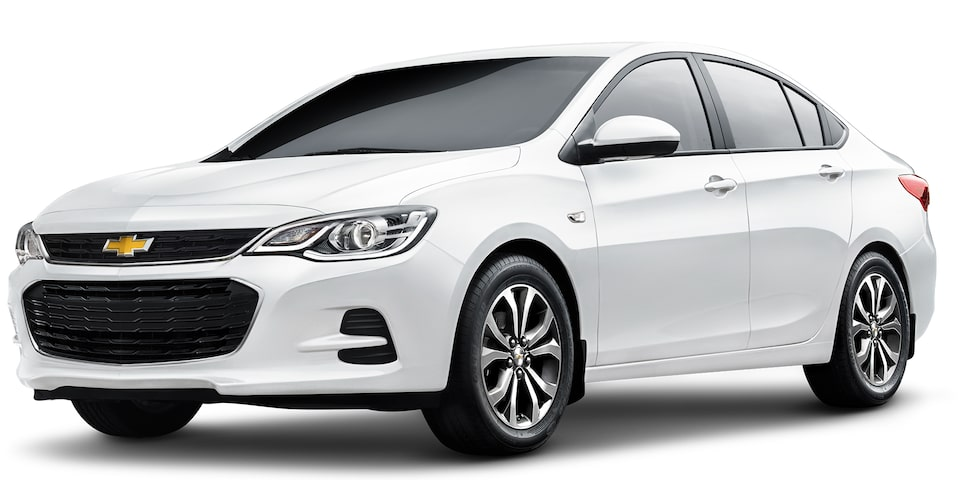 Chevrolet Cavalier 2019, auto familiar, color blanco