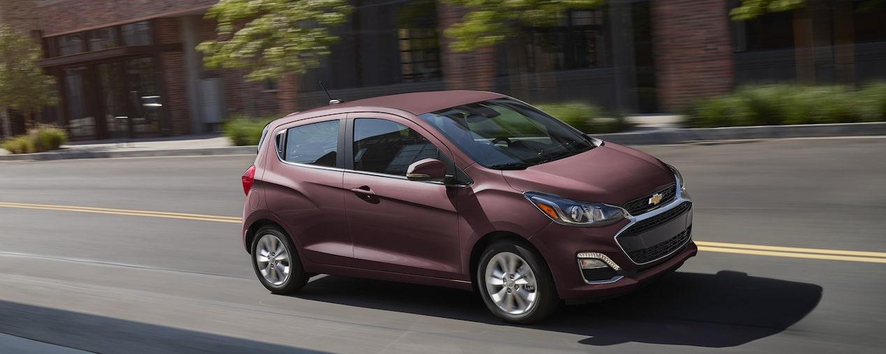 Spark 2019 Rendimiento De Combustible Chevrolet Mex