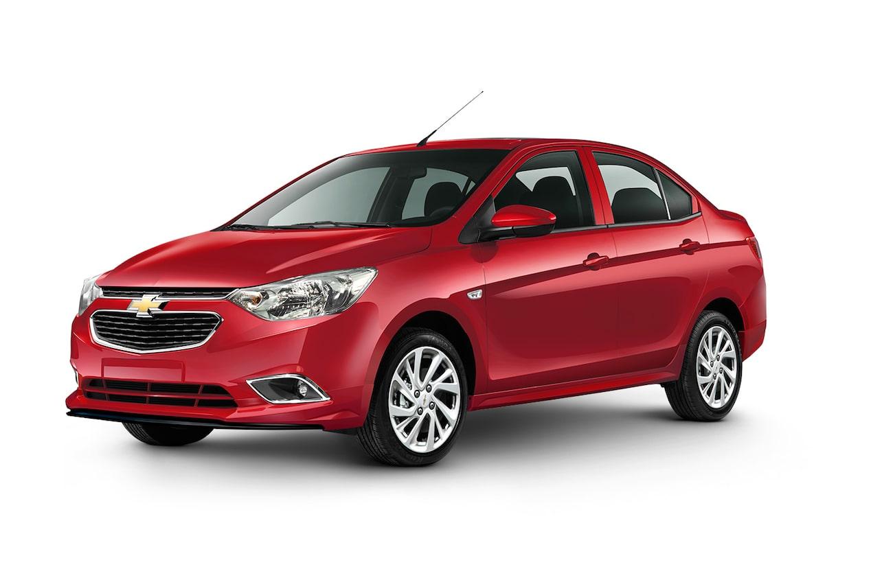 Aveo® 2020 | Auto sedán ideal para la ciudad | Chevrolet Mex