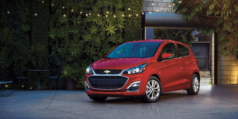 Spark 2020 Especificaciones De Ecovehiculo Chevrolet Mex