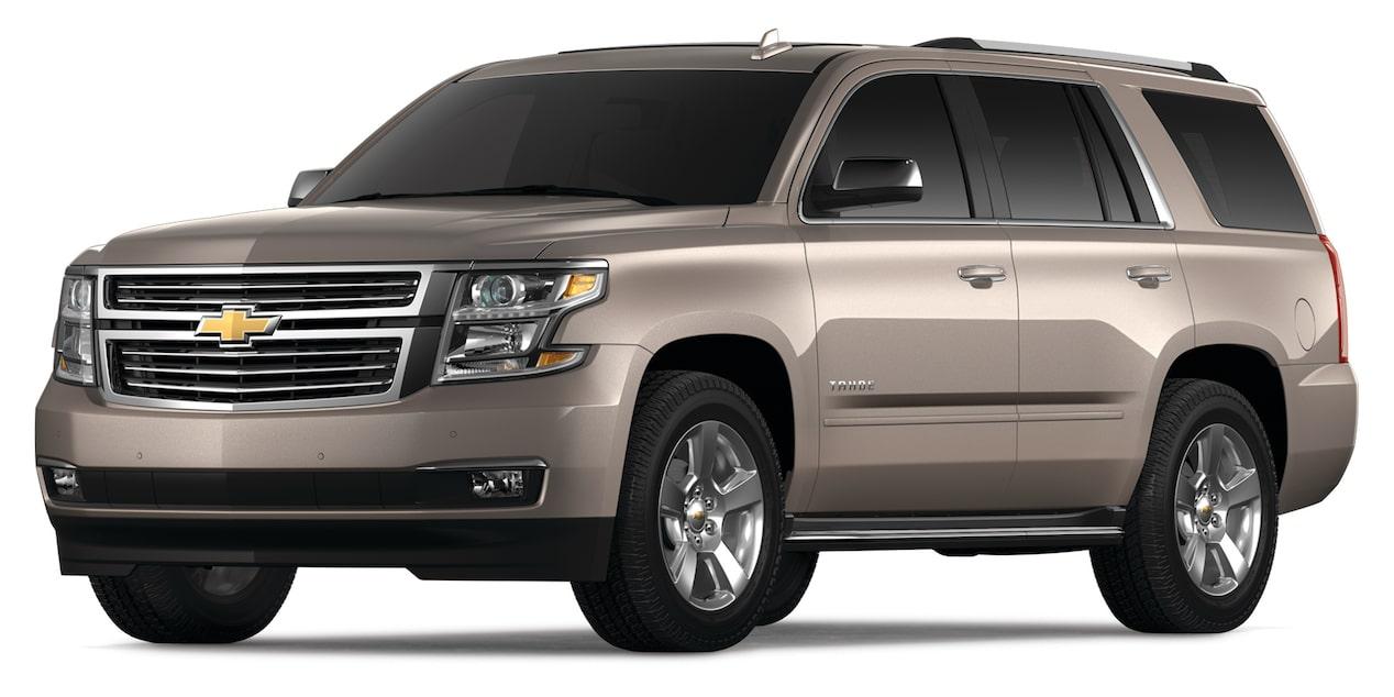 Chevrolet Tahoe 2019 camioneta grande, en color Cuarzo Métalico
