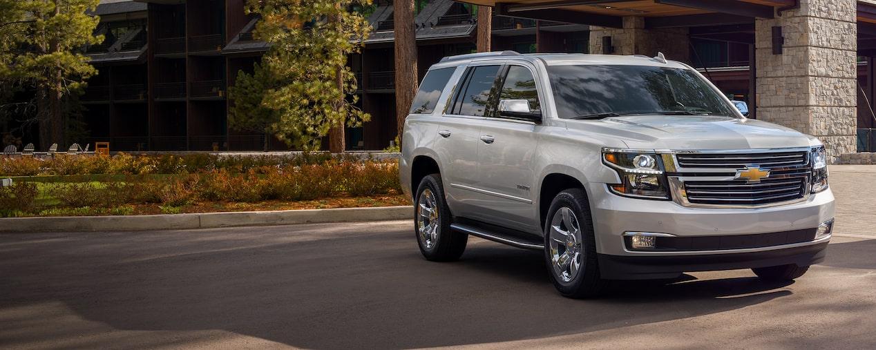 Chevrolet Tahoe 2019, camioneta grande, con un gran diseño, tecnología, seguridad y más.
