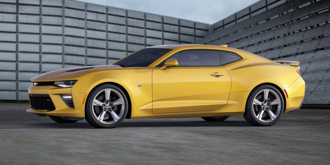 Camaro® coupé 2018 | Auto deportivo con 455 HP | Chevrolet Mex