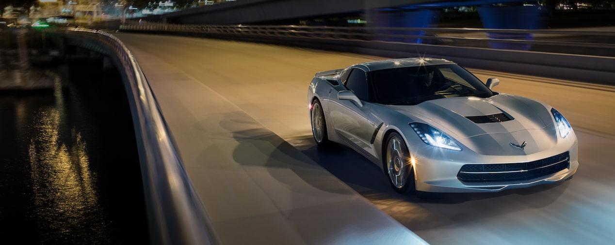 Gm Financial Leasing >> Corvette Stingray® 2018 | Precios y promociones ...