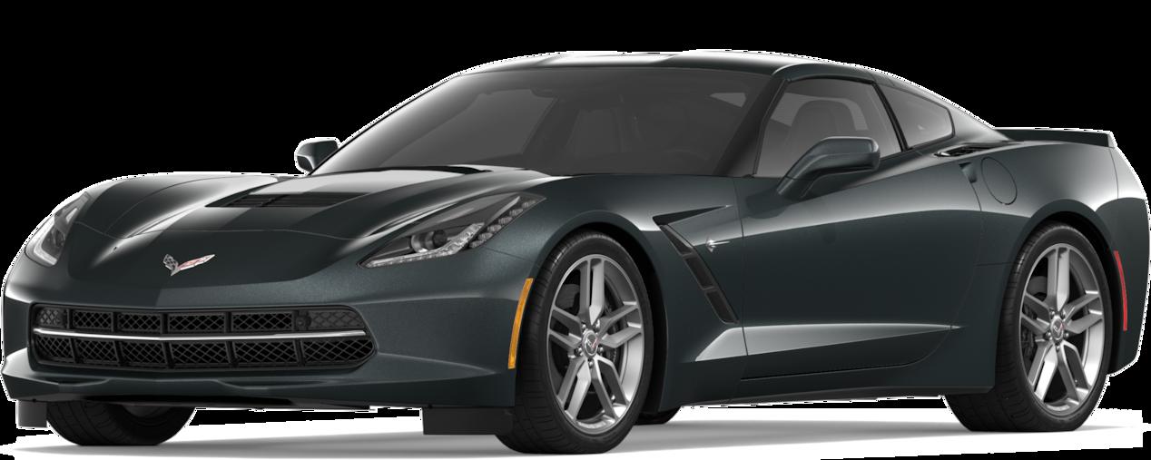 Chevrolet Corvette Stingray 2019 Shadow Gray