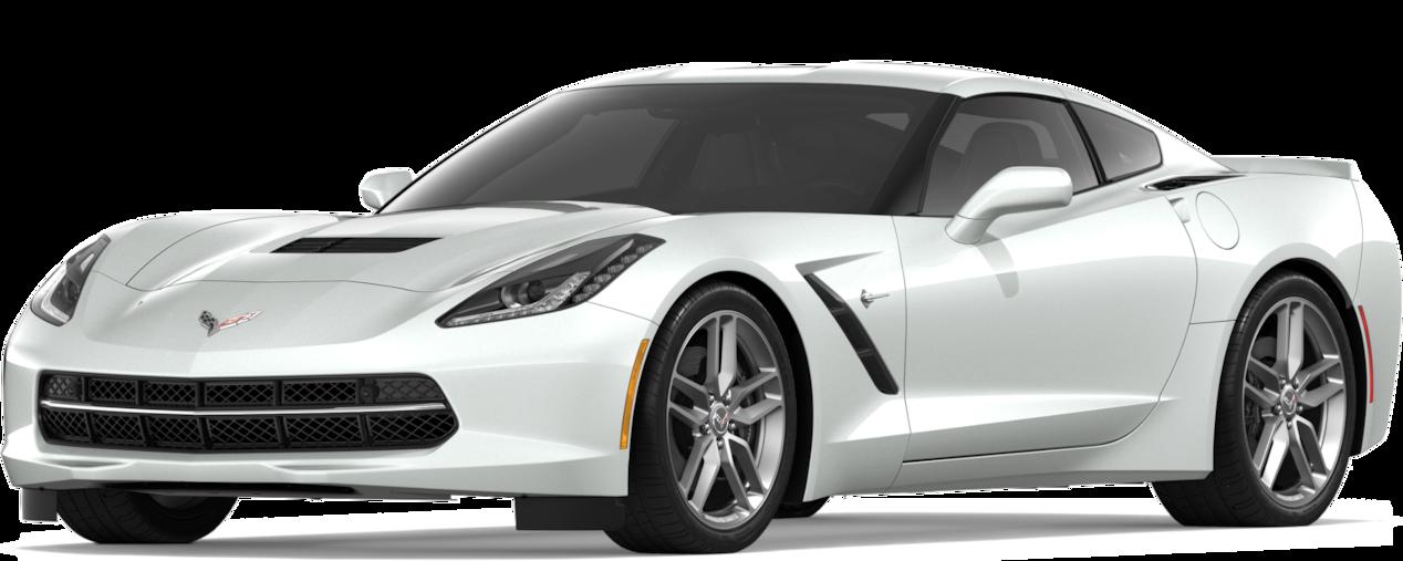 Chevrolet Corvette Stingray 2019 Artic White