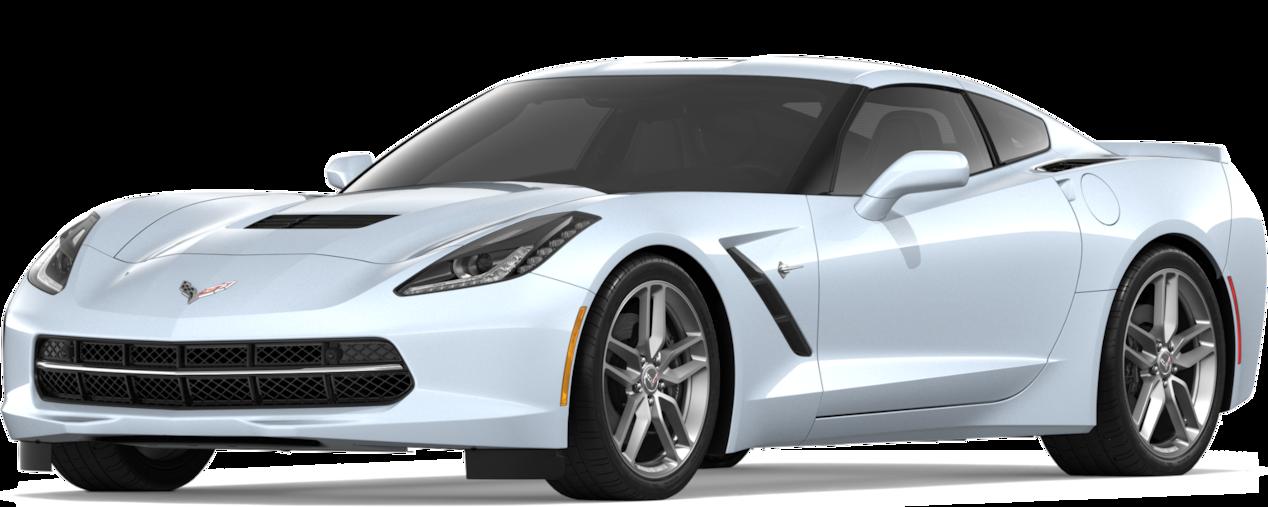 Chevrolet Corvette Stingray 2019 Matrix Gray