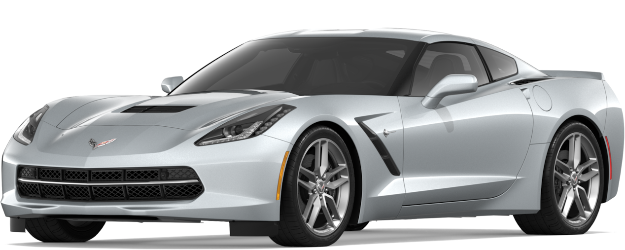 Chevrolet Corvette Stingray 2019 Blade Silver Metallic