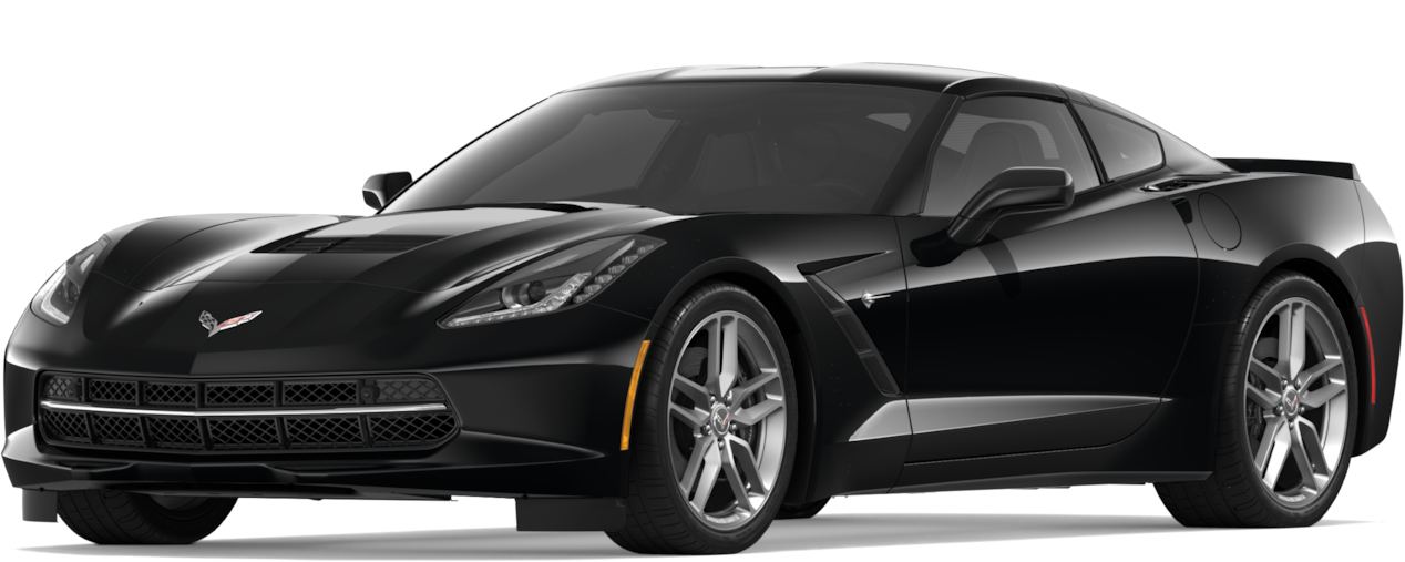 Chevrolet Corvette Stingray 2019 Black