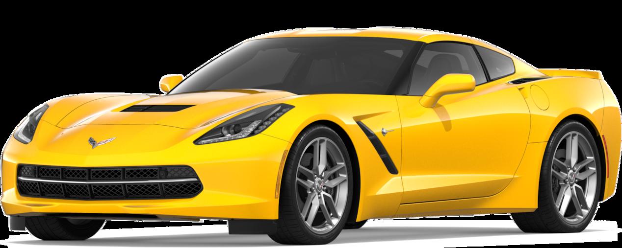 Chevrolet Corvette Stingray 2019 Yellow Tincoat