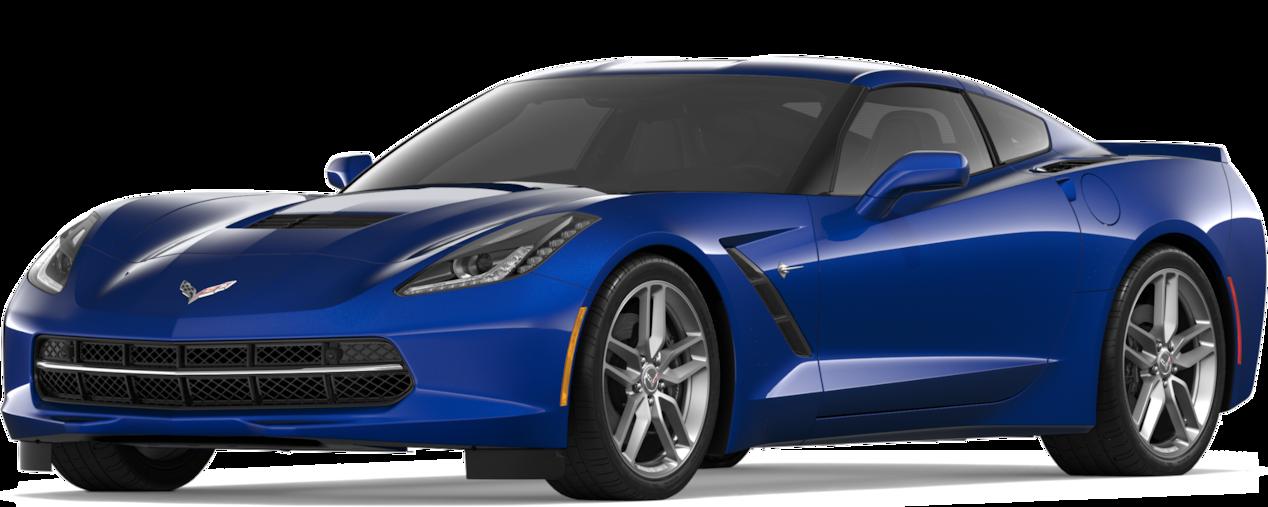 Chevrolet Corvette Stingray 2019 Elkhart Lake Blue