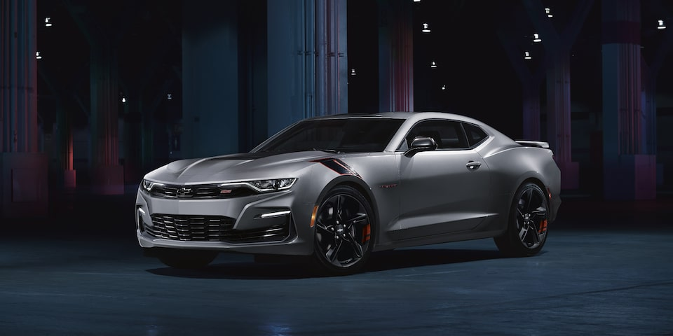 Chevrolet Camaro 2020, deportivo, Red Line Edition