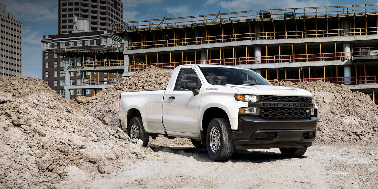 Chevrolet Silverado 2019 camioneta pick up