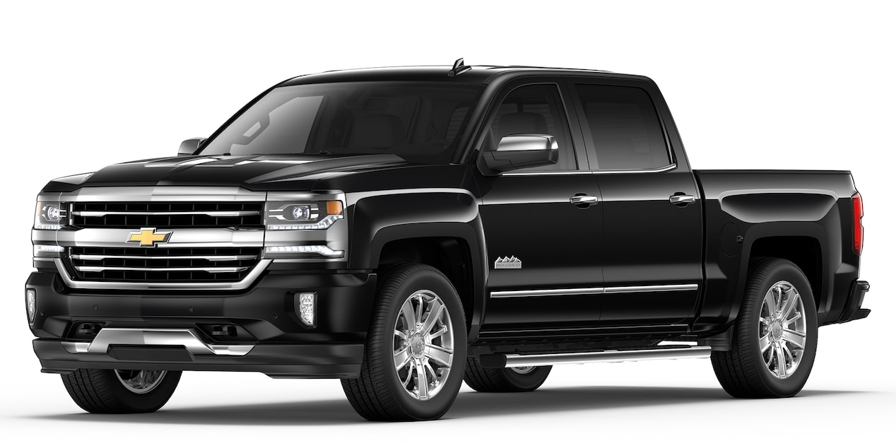 Chevrolet Cheyenne pick up 2018 color negro
