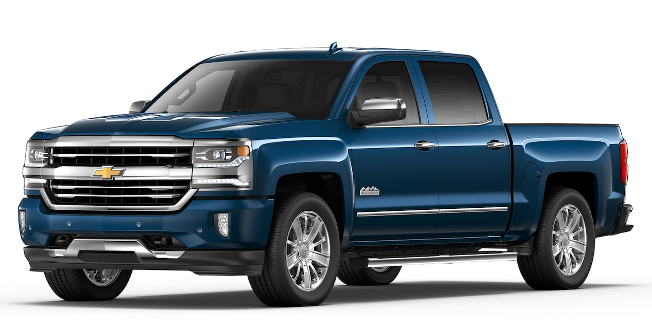 Chevrolet Cheyenne pick up 2018 color azul cobalto metálico