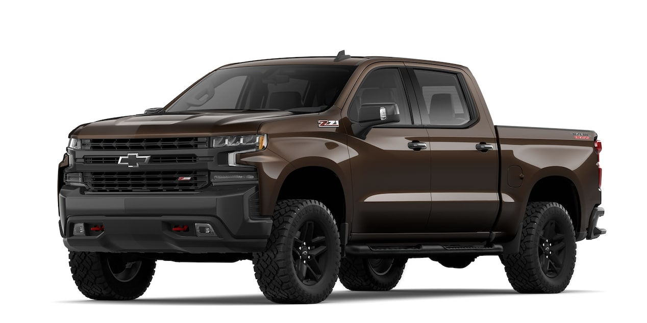 Chevrolet Cheyenne 2019, pick up, en color moca metálico