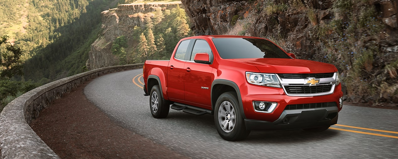 Colorado 2019 Especificaciones De Pick Up 4x4 Chevrolet Mex