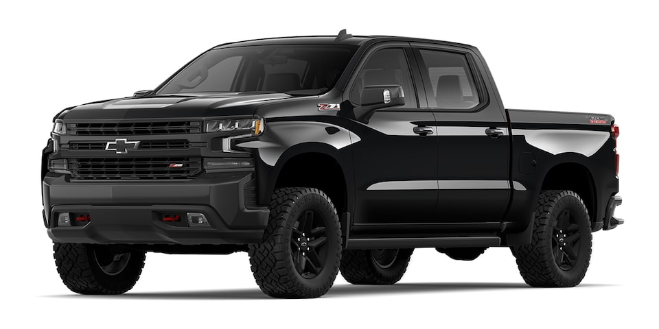 Cheyenne 2020 pickup doble cabina color negro